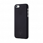 Чехол OZAKI для Apple IPhone 5C O!coat 0.3 JELLY Black