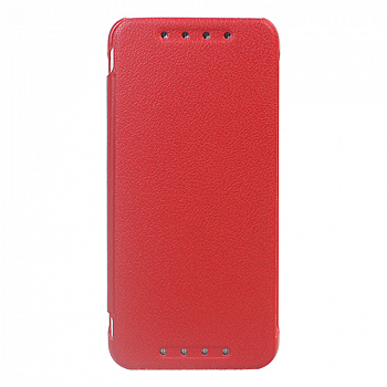 Чехол Red Line Ibox Premium для HTC ONE MINI  Book Cover Red
