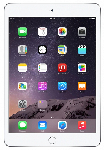 Apple iPad Air 2 128 Gb Wi-Fi + Cellular 4G LTE Silver White (MGWM2RU/A) РСТ