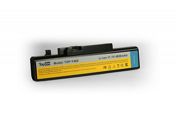 Аккумулятор для ноутбука IBM Lenovo IdeaPad Y460A Y460AT Y560A Y560AT Y470 Y570 Series 11.1V 4400 mAh Black