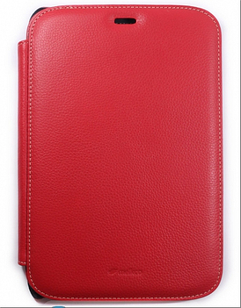 Чехол Melkco Leather case for Samsung N5100/n5120/n5110 Galaxy Note 8.0 Kios Type Red