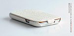 Чехол BOROFONE Crocodile leather case for Samsung Galaxy SIII(i9300) White