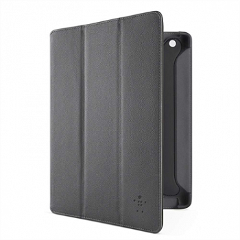 Чехол на Belkin Pro Tri-Fold Folio with Stand для Apple iPad 2 / iPad 3 / iPad 4 Black