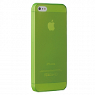 Чехол OZAKI для Apple IPhone 5 O!coat 0.3 JELLY Green