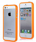 Бампер Apple MC597ZM/A для IPhone 5 / 5S Orange