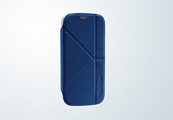 Чехол The Core Smart Case для Apple iPhone 5 Dark Blue