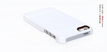 Чехол Borofone General CoverCase back для Apple iPhone 5 White