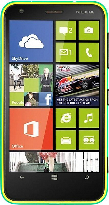 Nokia Lumia 620 Green