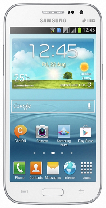 Samsung I8552 Galaxy Win White