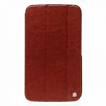 Чехол HOCO Crystal Series Leather Case для Samsung Galaxy Tab3 8.0 T310 / T3110/T3150 Brown
