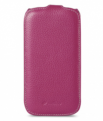 Чехол Melkco Leather Case for Samsung Galaxy Grand Neo I9060 Jacka Type (Purple LC)