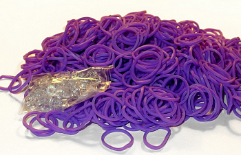 Резинки Rainbow Loom Bands Lilac 600 шт.