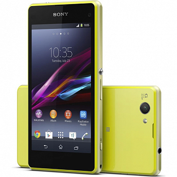 Sony Xperia Z1 Compact D5503 4G LTE Lime РСТ