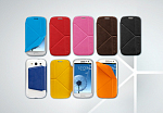 Чехол The Core Smart Case для Samsung Galaxy SIII Black