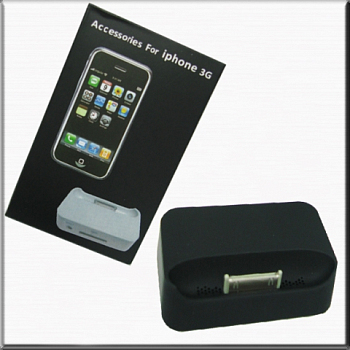 Док-станция  Apple iPhone / iPod Dual Dock (Либерти)
