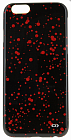 Чехол OXO Carbon Cover Case для Iphone 6 4.7 Glitters Black