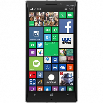 Nokia Lumia 930 Black РСТ