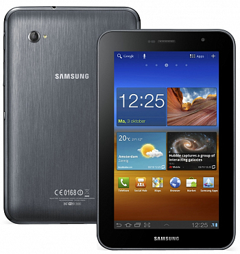 Samsung Galaxy Tab 7.0 Plus P6200 16GB Metal Grey