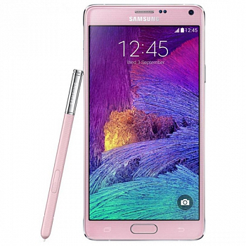 Samsung N910C Galaxy Note 4 Pink РСТ