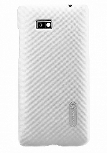 Чехол Nillkin Super Frosted Shield для HTC Desire 600 White