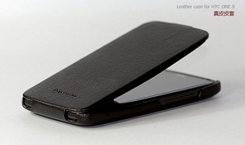 Чехол Hoco Royal Series Duke Leather case for HTC One Black