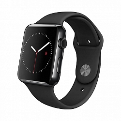 Смарт-часы Apple Watch 42mm with Sport Band MLC82 Black