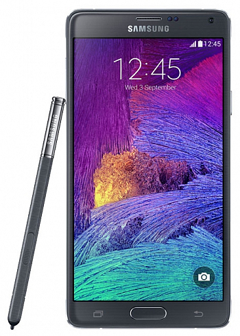 Samsung N910C Galaxy Note 4 Black РСТ уценка