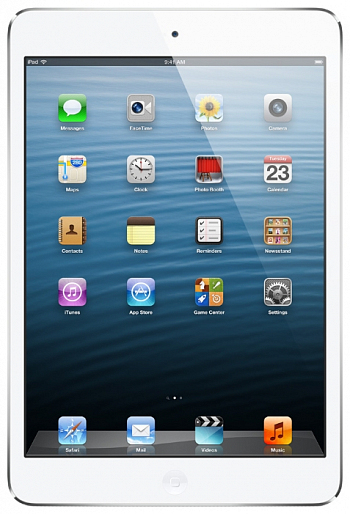 Apple iPad mini 64Gb Wi-Fi + Cellular White РСТ
