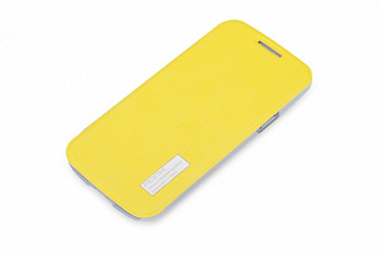 Чехол Rock Elegant для Samsung Galaxy S4 mini i9192 / i9195 Yellow