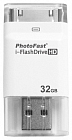 PhotoFast i-FlashDrive HD 32GB (с адаптером)