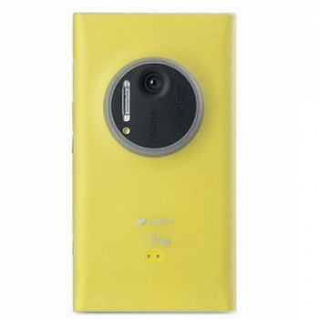 Накладка на заднюю часть Melkco Air PP Case 0.4mm для Nokia Lumia 1020 Transparent