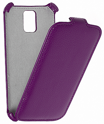 Чехол Red Line  Ibox Premium для Samsung G900F/G900H Galaxy S5 Purple