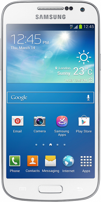 Samsung I9190 Galaxy S4 mini White РСТ
