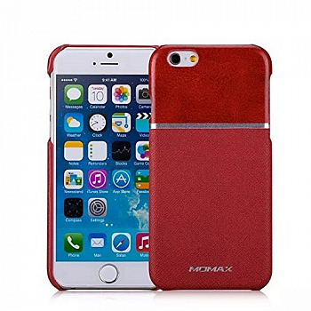 Накладка Momax Elite Series Case для iPhone 6 Red