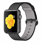 Apple Watch Sport 38mm with Woven Nylon MMf62 Grey