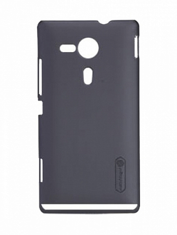 Чехол Nillkin Super Frosted Shield для Sony Xperia SP Brown