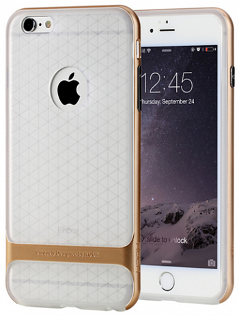 Накладка Rock Royce для Iphone 6/6S 4.7 Gold
