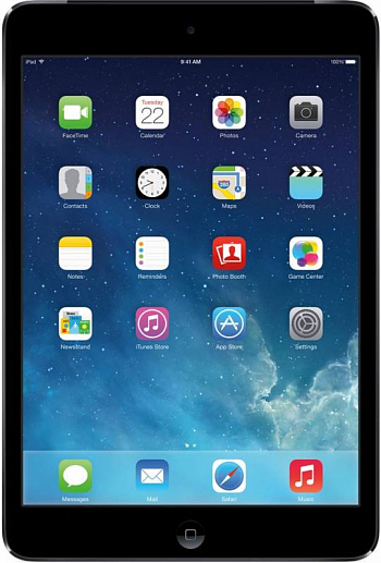 Apple iPad mini 2 with Retina display 16Gb Wi-Fi Space Grey