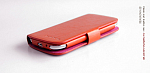 Чехол BOROFONE Classic leather case for Samsung Galaxy S3(i9300) Orange