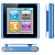 Apple iPod nano 6 8Gb Blue