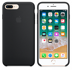 Чехол Apple iPhone 7/8 Plus MQGW2 Black
