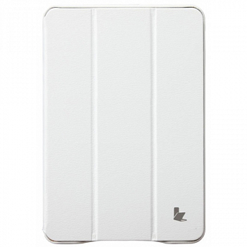 Чехол JisonCase Smart Leather Case для Samsung Galaxy Note Pro 12.2 P9050 White