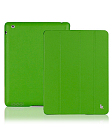 Чехол JisonCase Smart Leather Case Premium Edition для IPad Air Green