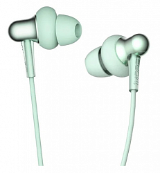 Наушники Xiaomi 1More Stylish Dual-Dynamic In-Ear Headphones Green