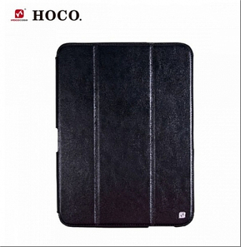 Чехол HOCO Crystal Series Leather Case для Samsung Galaxy Tab3 10.0 P5200/P5210 Black