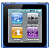 Apple iPod nano 6 16Gb Blue