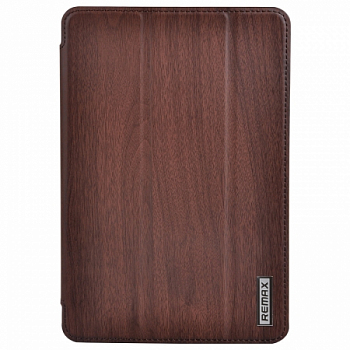 Чехол Remax Wood Series для Ipad Air Coffee