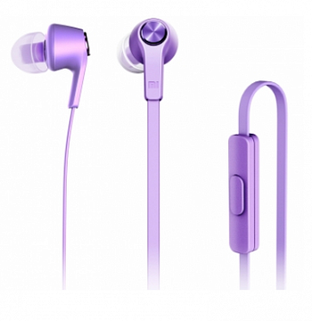 Наушники Xiaomi Piston Colorful Edition Purple