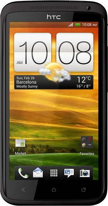 HTC One X 32 Gb Black