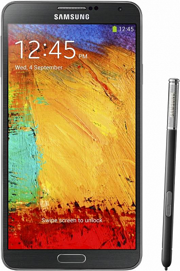 Samsung N900 Galaxy Note 3 32Gb Black РСТ